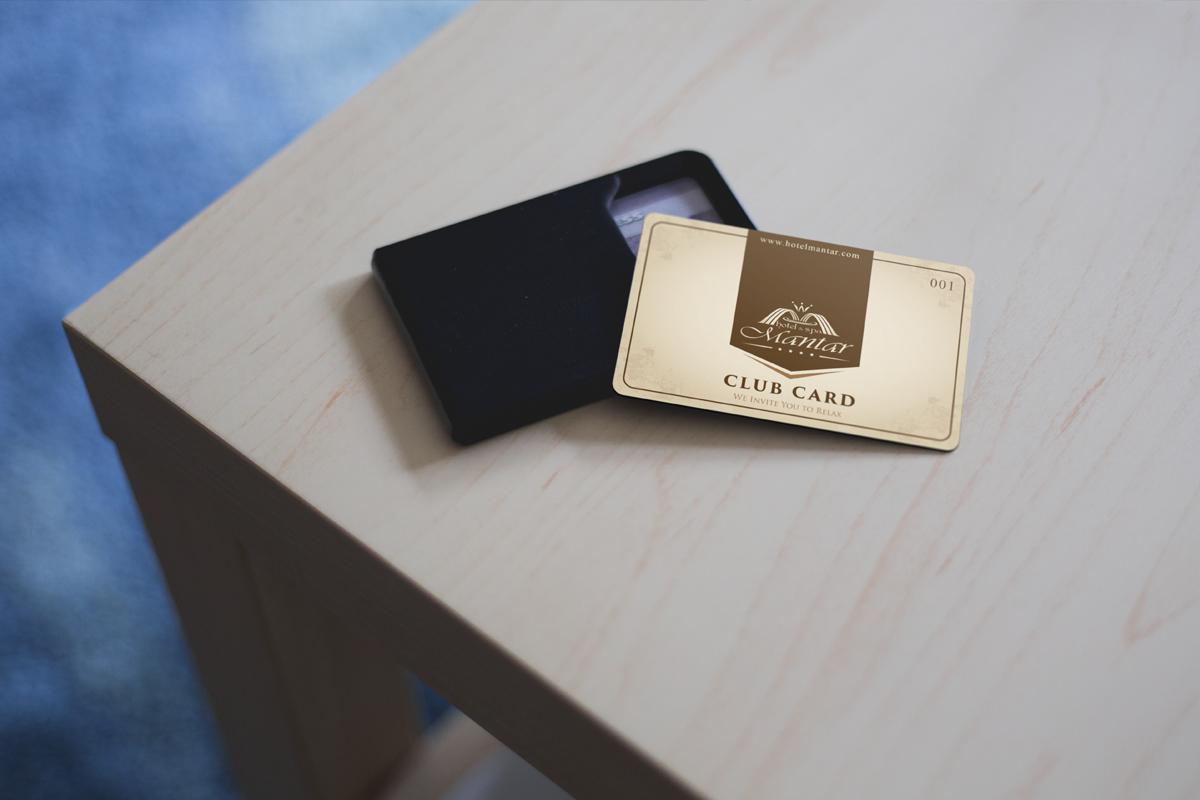 Клубните карти