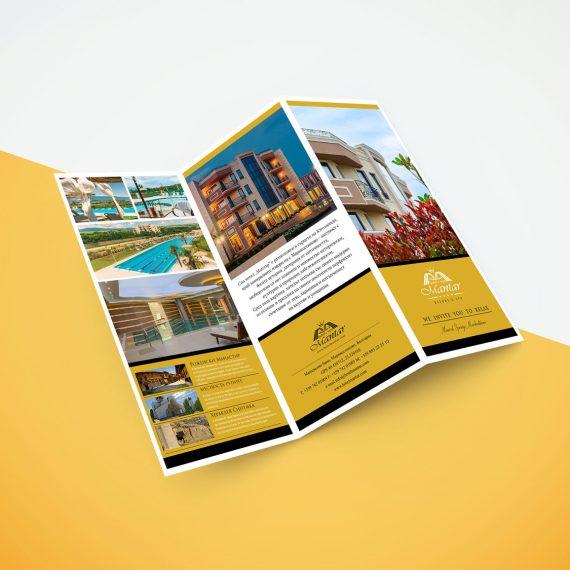 Изработка на брошура